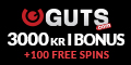 Guts NetEnt Mobile Casino